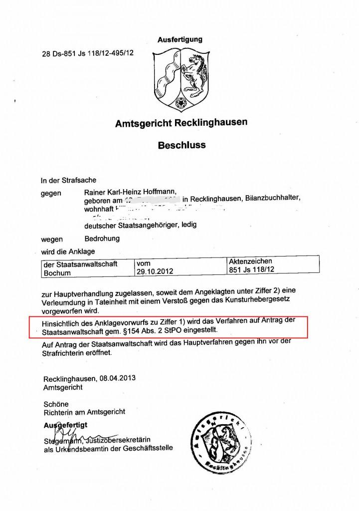 AmtsgerRecklinghsn_Drohmail_Beschluss_20130408_Eingang_20130417_anonym
